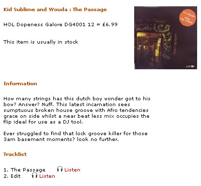 Wouda & Kid Sublime - Blue Funk (Live At The Bum Palace) / F#ck It Up